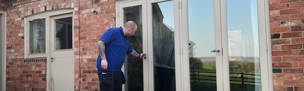 Window and Door Security Bars Derbyshire Full Width Image