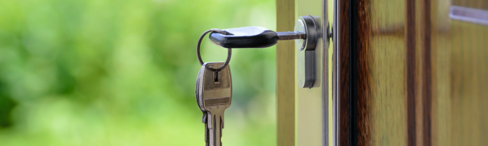 6 Common Sense Tips to keep your Home Secure Full Width Image